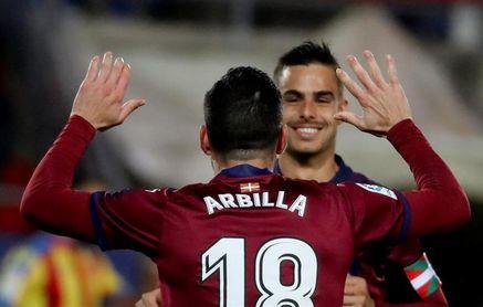 """Arbilla cree que ganar al Athletic aportará """"mucho prestigio"""" al Eibar"""