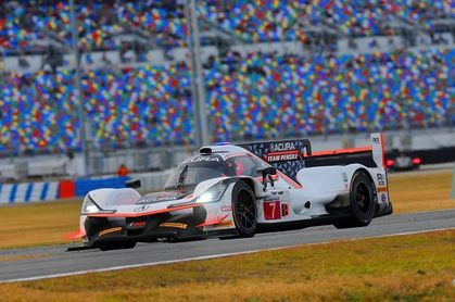 Daytona o cuando las carreras son una excusa para el público estadounidense