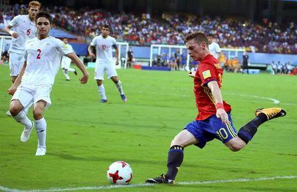 Resultado de imagen de El Dortmund paga la cláusula del juvenil Sergio Gómez