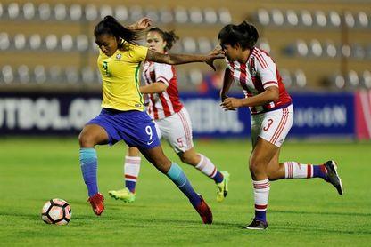 1-8. Las brasileñas se llevan todo del Sudamericano en Ecuador