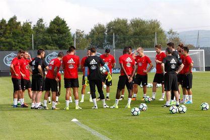 El Celta retoma los entrenamientos pendiente de la llegada de Lucas Boyé