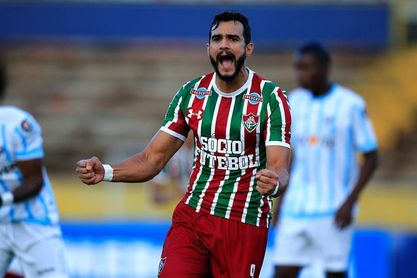 El Flamengo anuncia el fichaje del delantero brasileño Henrique Dourado
