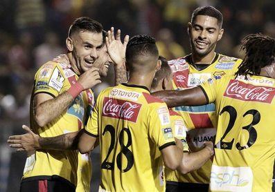 El Herediano caza al Saprissa en el liderato del fútbol de Costa Rica