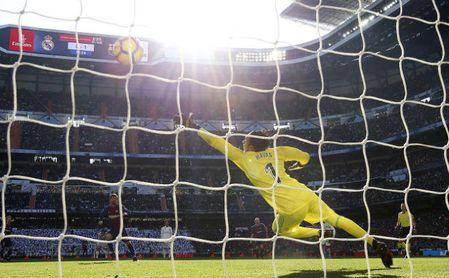 Keylor Navas, el guardameta tico del Real Madrid.