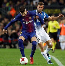 El Barça no denunció los cánticos contra Piqué porque cree que debía hacerlo la RFEF