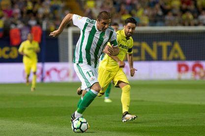 El Betis, a enderezar el rumbo ante un Villarreal en racha que mira arriba