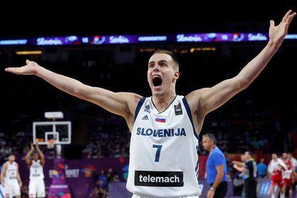 El esloveno Prepelic, segundo anotador de Francia, contactado por el Madrid
