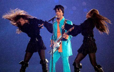 Un holograma de Prince no aparecerá en el Super Bowl, dicen sus familiares