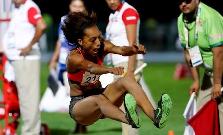 La panameña Nathalee Aranda se enfoca en sus próximas pruebas internacionales