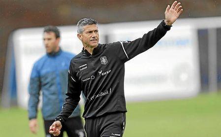 Martí ha sido destituido hoy como técnico del Tenerife.