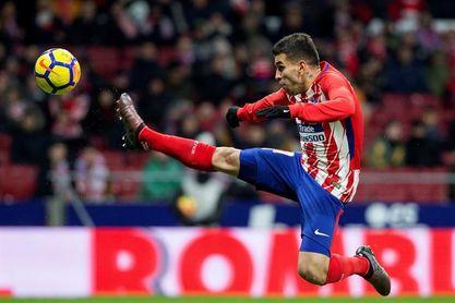 Correa, clave para los 11 puntos del Atlético