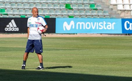 Di Biagio dirigirá a Italia en los amistosos ante Argentina e Inglaterra