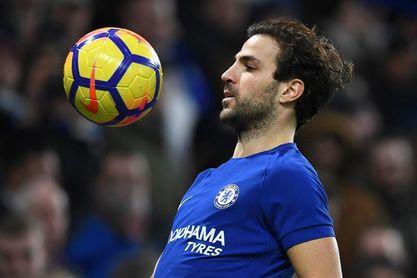 """Fábregas afirma que Hazard """"depende de sí mismo"""" para ganar el Balón de Oro"""