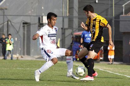Guaraní y Carabobo se juegan en Asunción el pase a fase 3 de Libertadores