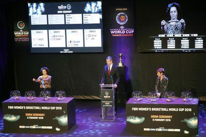 España se enfrentará a Bélgica, Japón y Puerto Rico en el Mundial de Tenerife
