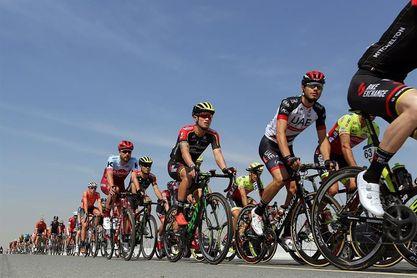 Groenewegen, primer líder del Tour de Dubai
