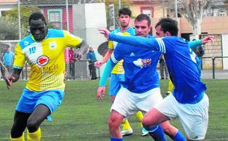 Cissé (izquierda) ha irrumpido con fuerza en el Guadalquivir, con 3 goles en 4 partidos.