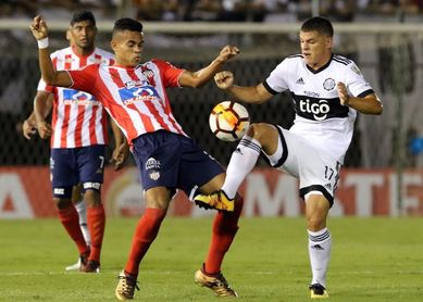 Junior buscará la remontada ante Olimpia con las dudas de Teo y ´el Mudo´ Rodríguez