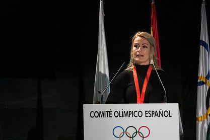 Lydia Valentín encabeza la tercera lista de premiados por la prensa deportiva