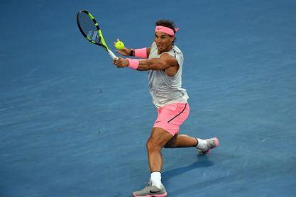 Nadal encabeza la lista de tenistas del Abierto de Miami que invita a Serena Williams