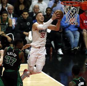 115-106. Griffin reivindica el liderazgo de los Pistons con quinta victoria seguida