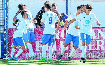El Castilleja, el equipo más goleador de 2018 en Tercera