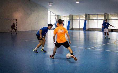 Abierto el plazo de inscripción para la Liga de fútbol sala de la UPO