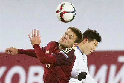 Dos futbolistas rusos investigados por la FIFA por sospechas de dopaje