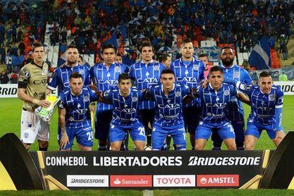 Godoy Cruz golea a Lanús en un partido postergado de la Superliga argentina