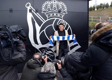 Héctor Moreno, en condiciones de jugar ante el Real Madrid