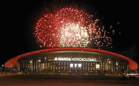 El Wanda Metropolitano es el estadio que parte con más opciones de acoger la final.