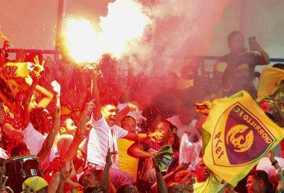 Chorrillo F.C. derrotó al Santa Gema en el cierre de la sexta fecha de la LPF