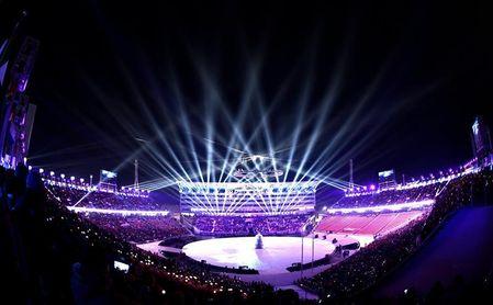 El presidente de Corea del Sur declara inaugurados los JJOO de Pyeongchang