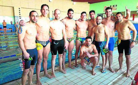 Desafío de natación en Morón