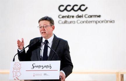 """Puig niega que haya un """"afán vengativo"""" al personarse el Consell en la F-1"""