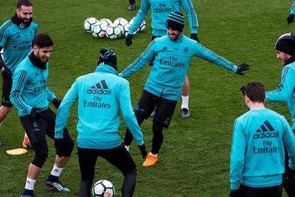 El Real Madrid encara su última prueba antes del examen decisivo