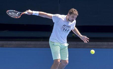 Wawrinka accede a semifinales y Muller cae en cuartos