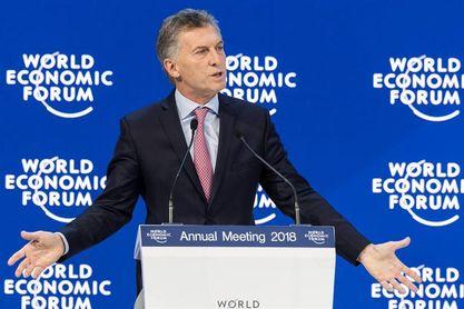 Macri y el seleccionador argentino Sampaoli se reúnen para hablar del Mundial