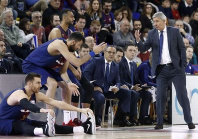 90-58. Pesic debuta con un recital defensivo ante el Bilbao Basket