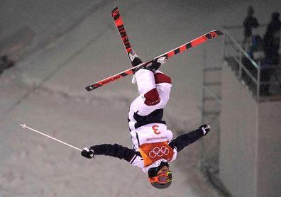 La francesa Perrine Lafonte, nueva campeona olímpica de baches