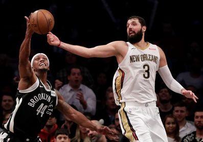 Mirotic disfruta de primer triunfo con Pelicans; Pau Gasol sigue de reserva