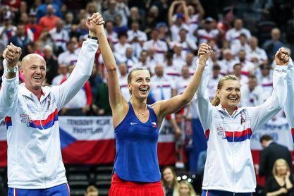 República Checa, Alemania, Francia y EEUU alcanzan las semifinales