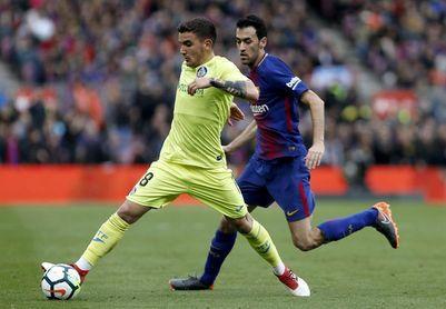 El Barça se queda sin marcar en Laliga en el Camp Nou 449 días después