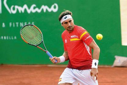 David Ferrer cae en la primera ronda ante Alexander Zverev