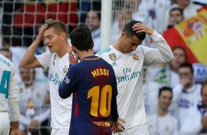 Messi y Cristiano Ronaldo también son los hombres récords de los octavos
