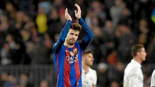 El Barcelona, dos temporadas sin penaltis en contra.
