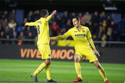 El Villarreal inicia la semana europea con Ünal y Soriano recuperados