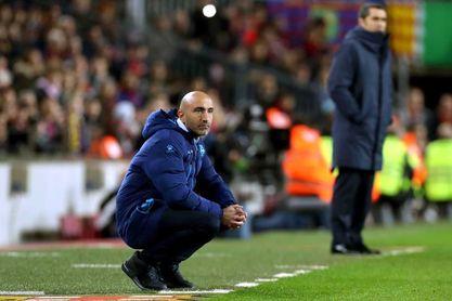 Abelardo: No pensaba ser entrenador,pero veía mucho fútbol cuando era jugador