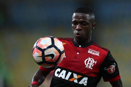 El Botafogo le niega su estadio al Flamengo por gesto ofensivo de Vinicius Jr