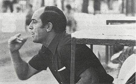 Carriega dirigió a los dos equipos sevillanos en las décadas de los 70 y 80.
